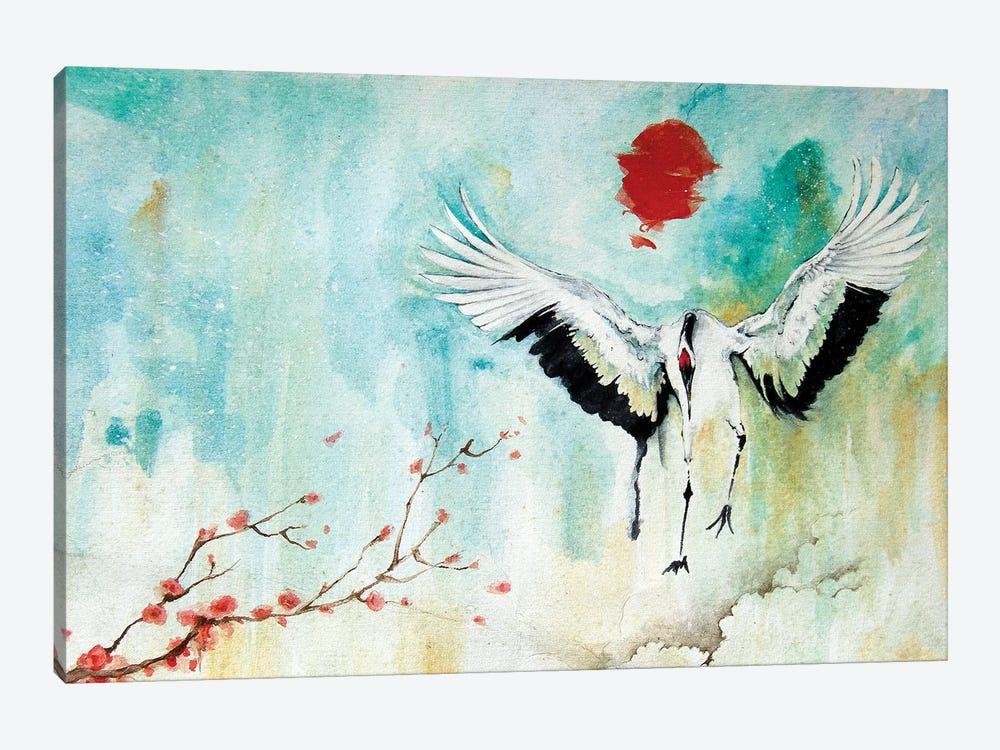 Susi by Henrique Montanari 1-piece Canvas Art Print