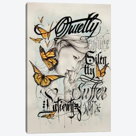 Butterfly Canvas Print #HNQ2} by Henrique Montanari Canvas Wall Art