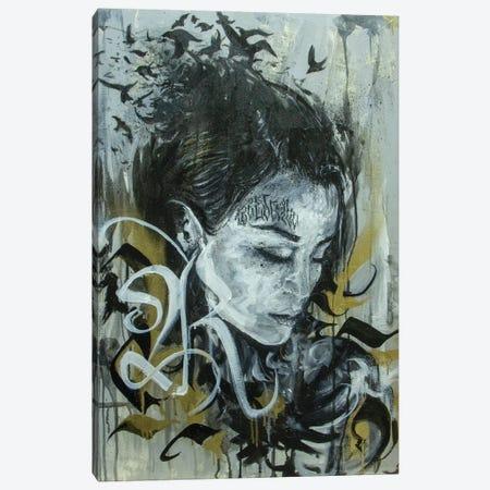Cada Escolha Uma Renuncia Canvas Print #HNQ3} by Henrique Montanari Canvas Artwork