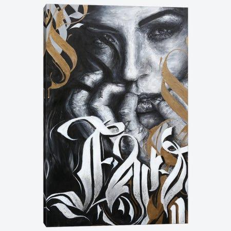 Faith Canvas Print #HNQ4} by Henrique Montanari Art Print