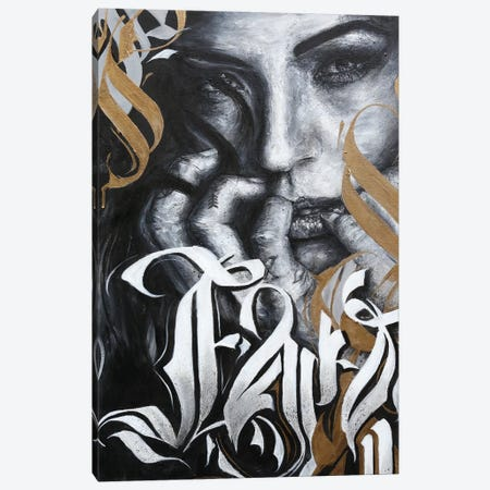 Faith Canvas Print #HNQ4} by Henrique Montanari Art Print