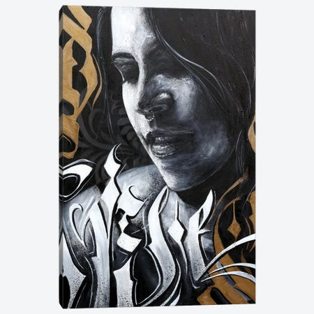 Love Canvas Print #HNQ9} by Henrique Montanari Canvas Art