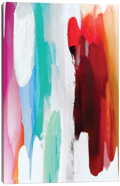 Lively III Canvas Art Print