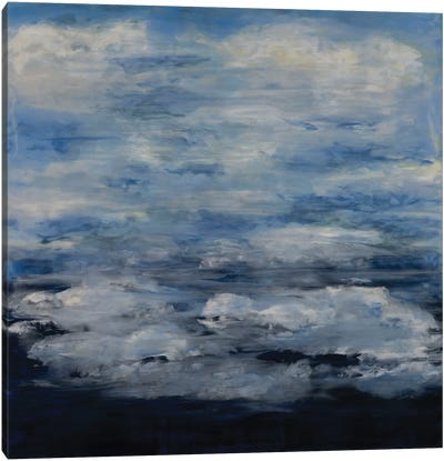 Cloud Speak Canvas Art Print