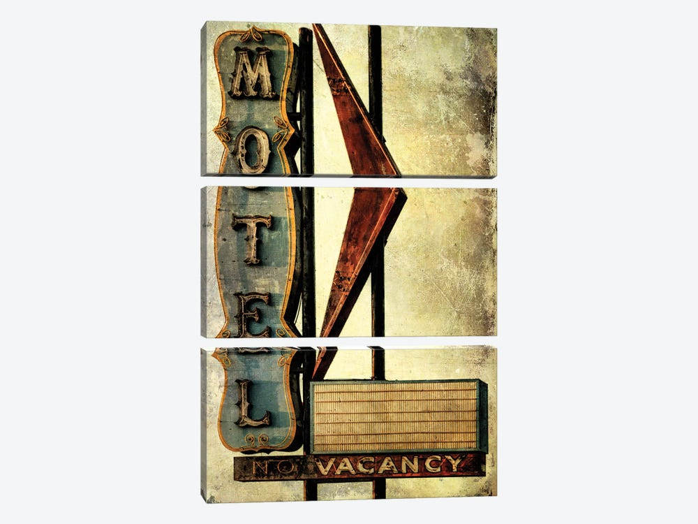 Vintage L.A. XVI by Honey Malek 3-piece Canvas Art
