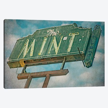 Vintage L.A. VIII Canvas Print #HNY8} by Honey Malek Canvas Wall Art
