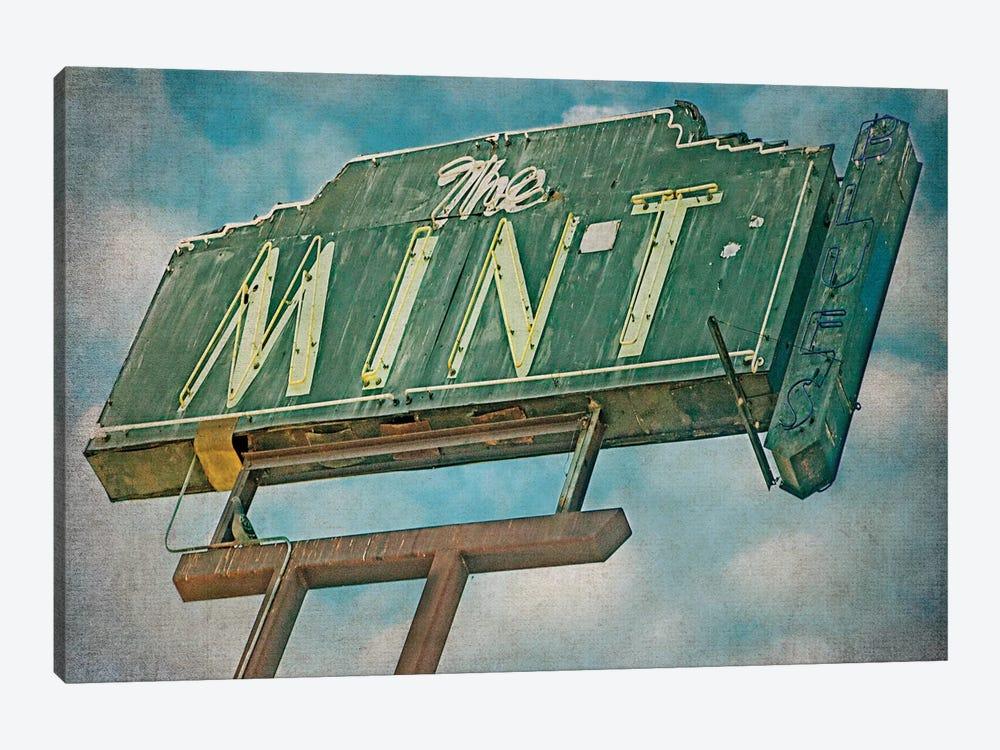 Vintage L.A. VIII by Honey Malek 1-piece Canvas Art