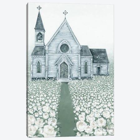 Holy Spirit Lead Me Canvas Print #HOA33} by Hollihocks Art Canvas Art
