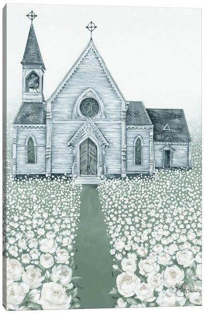 Holy Spirit Lead Me Canvas Art Print