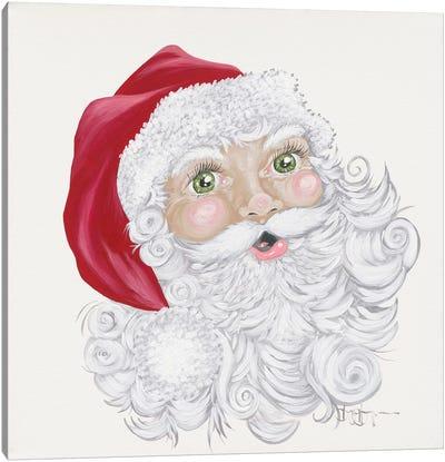 Green Eyed Elf Canvas Art Print