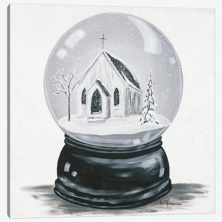 Silent Night Canvas Print #HOA55} by Hollihocks Art Canvas Print