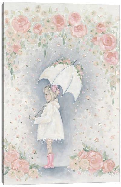 Georgia In The Rain Canvas Art Print
