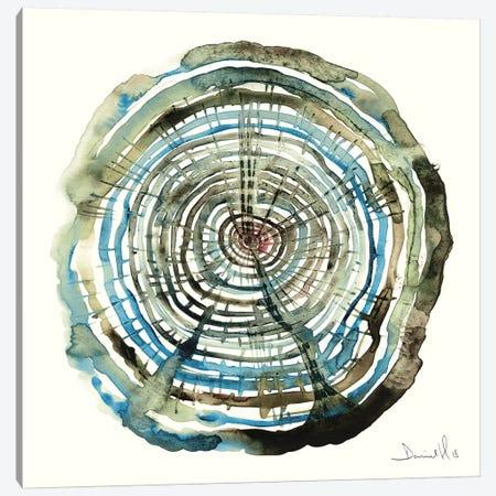 Water Oak Canvas Print #HOB100} by Dan Hobday Canvas Print