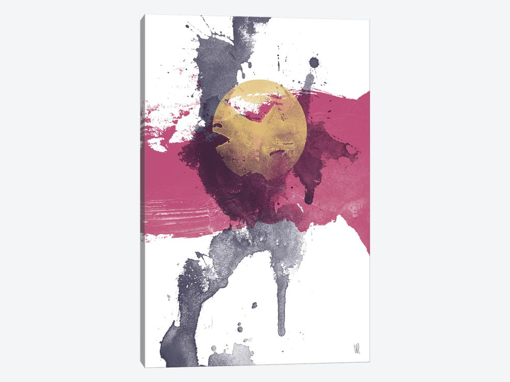 Watercolour Art III by Dan Hobday 1-piece Art Print