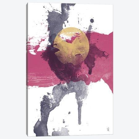 Watercolour Art III 3-Piece Canvas #HOB101} by Dan Hobday Canvas Art Print