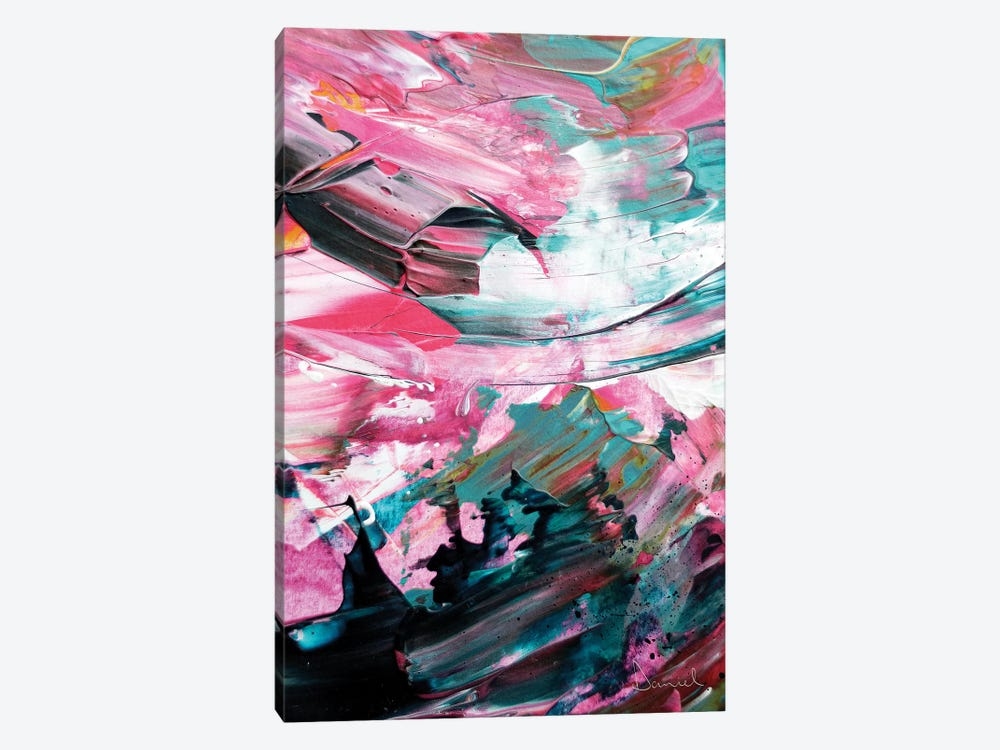 Wild Night 1-piece Canvas Art