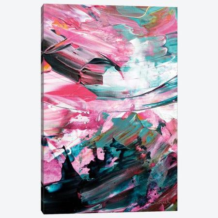 Wild Night Canvas Print #HOB102} by Dan Hobday Canvas Art Print