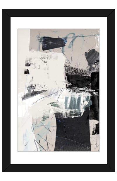 Black Daylight Framed Art Print