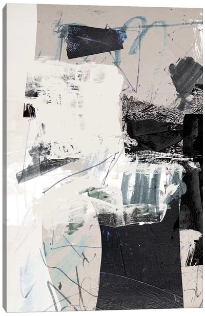 Black Daylight Canvas Art Print