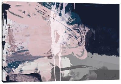 Blush Dawn Canvas Art Print