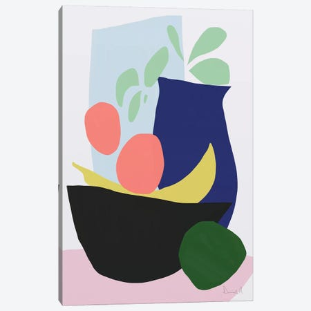 Fruit Canvas Print #HOB113} by Dan Hobday Canvas Art