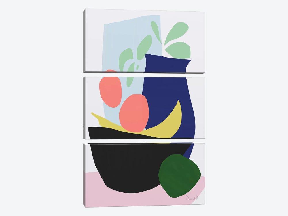 Fruit by Dan Hobday 3-piece Canvas Wall Art