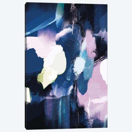 Soft Abstract Canvas Print #HOB117} by Dan Hobday Art Print
