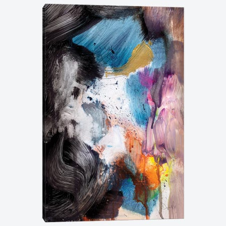 Tropica Canvas Print #HOB120} by Dan Hobday Canvas Print