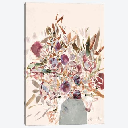 Blooms II Canvas Print #HOB123} by Dan Hobday Canvas Print