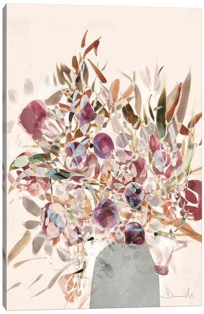 Blooms II Canvas Art Print