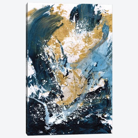 Crushed Canvas Print #HOB126} by Dan Hobday Canvas Art