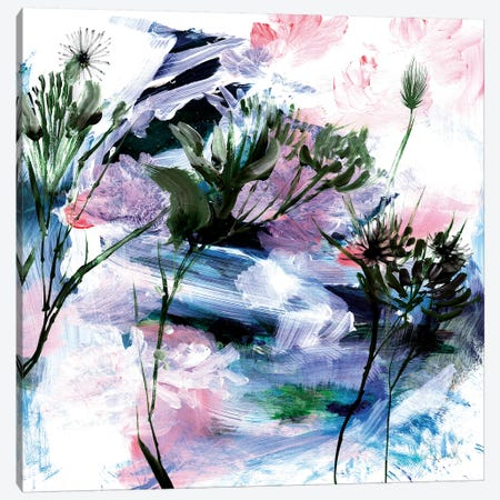 Garden Gaze Canvas Print #HOB129} by Dan Hobday Canvas Print