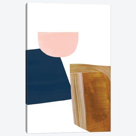 Home Set Canvas Print #HOB130} by Dan Hobday Canvas Artwork