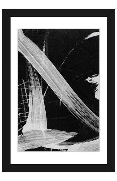 Sinking 2 Framed Art Print