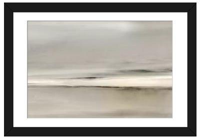 Delta Framed Art Print