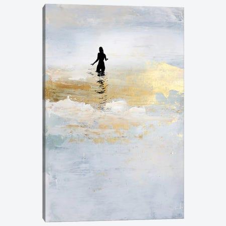 Sun Dip Canvas Print #HOB139} by Dan Hobday Canvas Wall Art