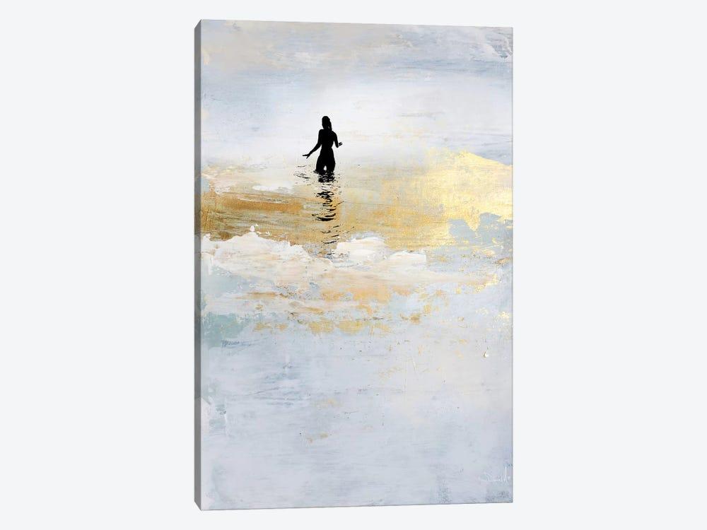 Sun Dip by Dan Hobday 1-piece Canvas Artwork