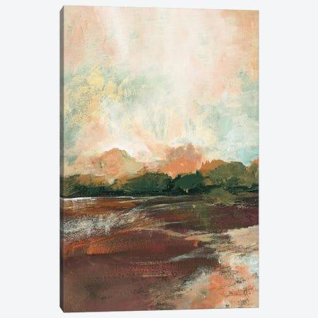 Farm View Canvas Print #HOB143} by Dan Hobday Canvas Art Print