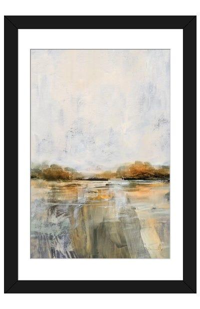 Buy The River Framed Art Print
