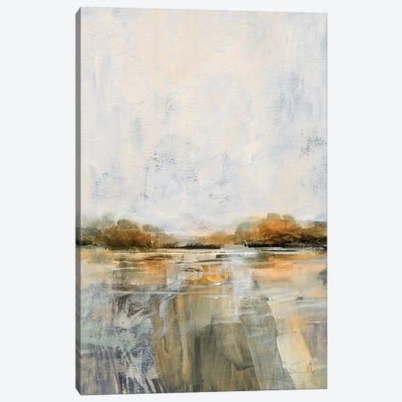 Buy The River Canvas Print #HOB144} by Dan Hobday Canvas Wall Art