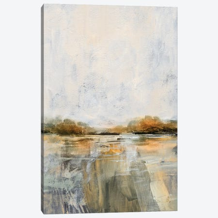 Buy The River Canvas Print #HOB144} by Dan Hobday Canvas Wall Art