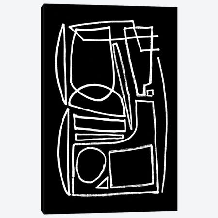 Stark Canvas Print #HOB154} by Dan Hobday Canvas Print