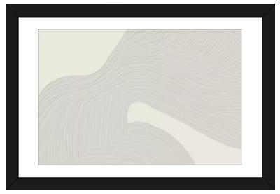Realness Framed Art Print