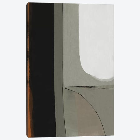 Works Canvas Print #HOB166} by Dan Hobday Canvas Artwork