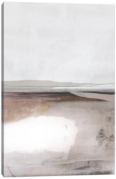 Ebb And Flow Canvas Art Print