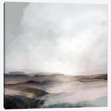 Shore Canvas Print #HOB174} by Dan Hobday Canvas Art Print