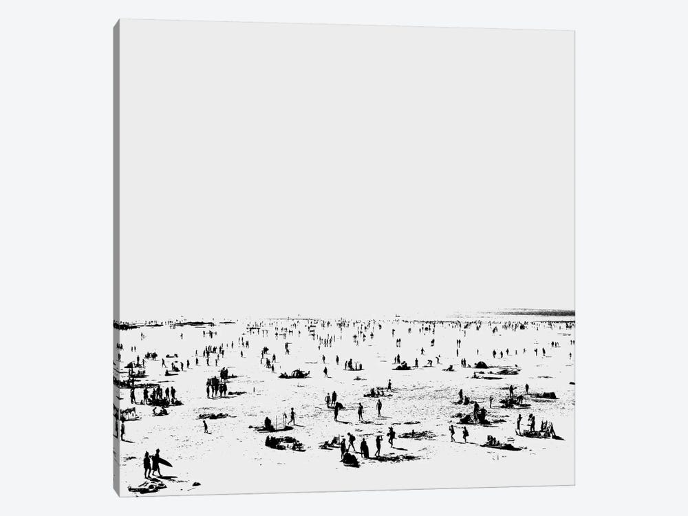 Beachy I by Dan Hobday 1-piece Canvas Artwork