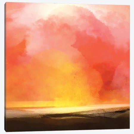 Summit Canvas Print #HOB185} by Dan Hobday Canvas Artwork