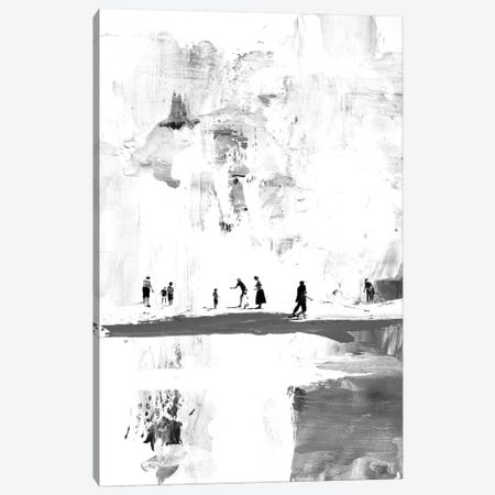 Beachy III 3-Piece Canvas #HOB18} by Dan Hobday Art Print