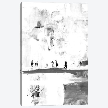 Beachy III Canvas Print #HOB18} by Dan Hobday Art Print